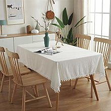 QKEMM Stain Dust Proof Cloth Decorative Table