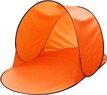 QKFON Beach Tent, Pop up Instant Sun Shade Canopy