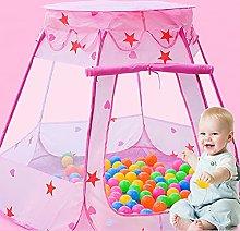 QKFON Kids Play Tent Pop Up Princess Tent with