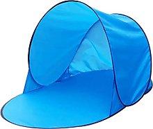 QKFON Lightweight Beach Tent Pop Up Sun Shelter