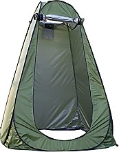 QKFON Pop Up Privacy Tent Portable Outdoor Shower