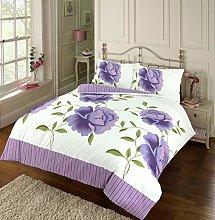 QM-Bedding® Luxuries Design 3Pcs Or 4Pcs ROSALEEN