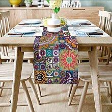 QMOL Colorful Pattern Texture Totem Multicolor
