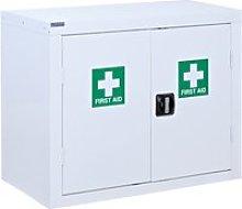 QMP First Aid Floor Cupboards, 1 Shelf -