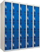QMP Tool Charging Locker (Perforated Doors),