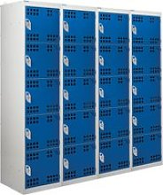 QMP Tool Charging Locker (Perforated Doors),