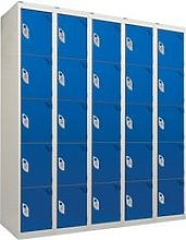 QMP Tool Charging Locker (Solid Doors),
