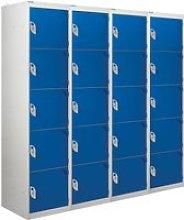 QMP Tool Charging Locker (Solid Doors),