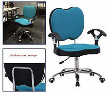 QNDDDD Office Chairs Children's Study Liftable