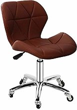 QNDDDD Office Chairs Dining Office Leather