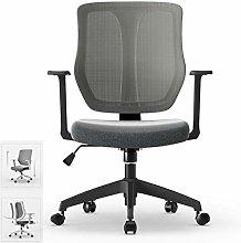 QNDDDD Office Computer Chair Study Desk Chair