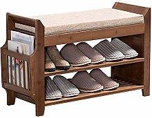 QNDDDD Shoe Racks Organize Shoe Bench Seat Change