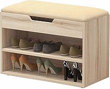 QNDDDD Shoe Racks Organize Shoe Bench Seat