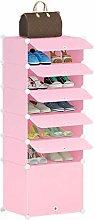 QNDDDD Shoe Racks Organize Woman Shelf Kitchen