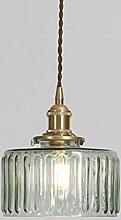 QNN Ceiling Lights,Nordic Vintage Glass
