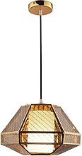 QNN Chandeliers,Gold Industrial Style Lighting