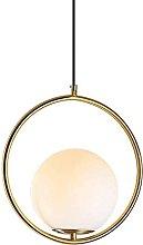 QNN Chandeliers,Round Ring Design Chandelier