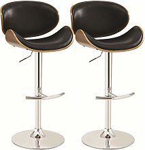 QNN Desk Chair,Bar Stools Set of 2 Bar Stools Pair