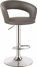 QNN Desk Chair,Bar Stools, with Chromed Framework,
