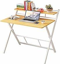 QNN Desk,Computer Desk, Home Folding for Children