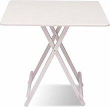 QNN Desk,Folding Table, Folding of The Square of