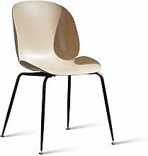 QNN Home Modern Minimalist Dining Chair Home Adult
