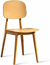 QNN Home Modern Minimalist Nordic Chair Home Adult