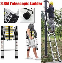 QNN Ladders,3.8M/12.5Ft Multipurpose Telescopic a