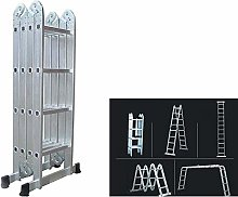 QNN Ladders,4.7M Multi-Purpose Folding Aluminum