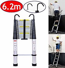 QNN Ladders,Telescopic Ladder 6.2M/20.78Ft with