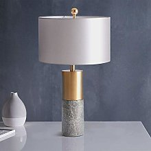 QNN Luxurious Marble Table Lamp Light Warm Living
