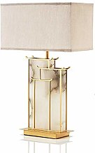 QNN Marble Table Lamp Warm Light Nordic Modern