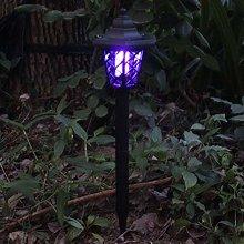 QNN Mosquito Killer Lamp,1 Pc Solar Mosquito