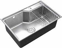 QNN Sink,Kitchen Sink. Bar Vegetable Basket