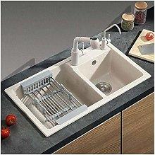 QNN Sink,Kitchen Sink High Density Kitchen Double