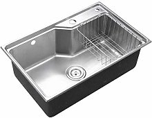 QNN Sink,Kitchen Sink. Large Capacity Stainless