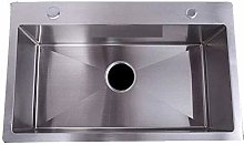 QNN Sink,Kitchen Sink. Single Sink Stainless Steel
