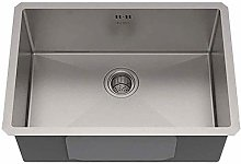 QNN Sink,Kitchen Sink Square Stainless Steel