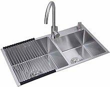 QNN Sink,Kitchen Sink. Stainless Steel Kitchen