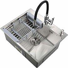 QNN Sink,Kitchen Sink Stainless Steel Kitchen