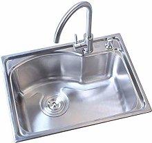 QNN Sink,Kitchen Sink Stainless Steel Sink