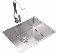 QNN Sink,Kitchen Sink Stainless Steel Sink Two