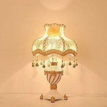 QNN Table Lamp Lamp White Tassel Pendant Lamp Body