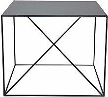 QNN Table,Metal Small Coffee Square