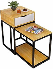 QNN Table,Multifunctional Side Sofa Cabinet Living