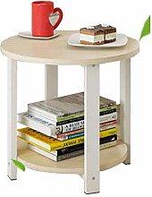 QNN Table,Niture Modern Round Side Sofa Nightstand