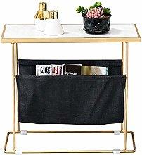QNN Table,Removable Sofa Side with Storage Bag,
