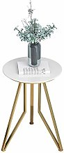 QNN Table,White Marble Sofa Bistro, Ideal for