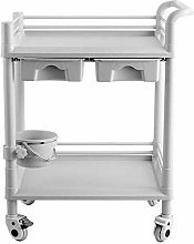 QNN Trolleys,Medical Equipment Utility Cart,with