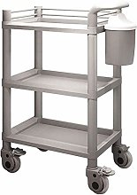 QNN Trolleys,Medical Equipment Utility Cart with